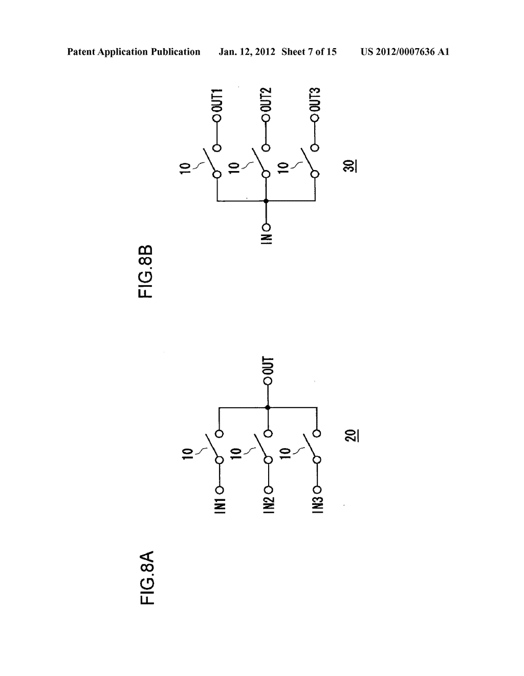 ANALOG SWITCH FOR SIGNAL SWINGING BETWEEN POSITIVE AND NEGATIVE VOLTAGES - diagram, schematic, and image 08