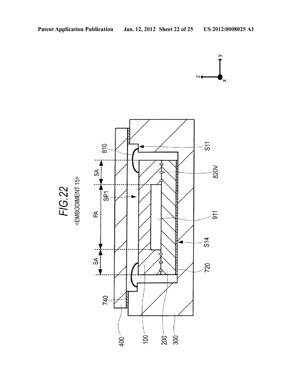 SOLID-STATE IMAGING DEVICE AND ELECTRONIC APPARATUS - diagram, schematic, and image 23