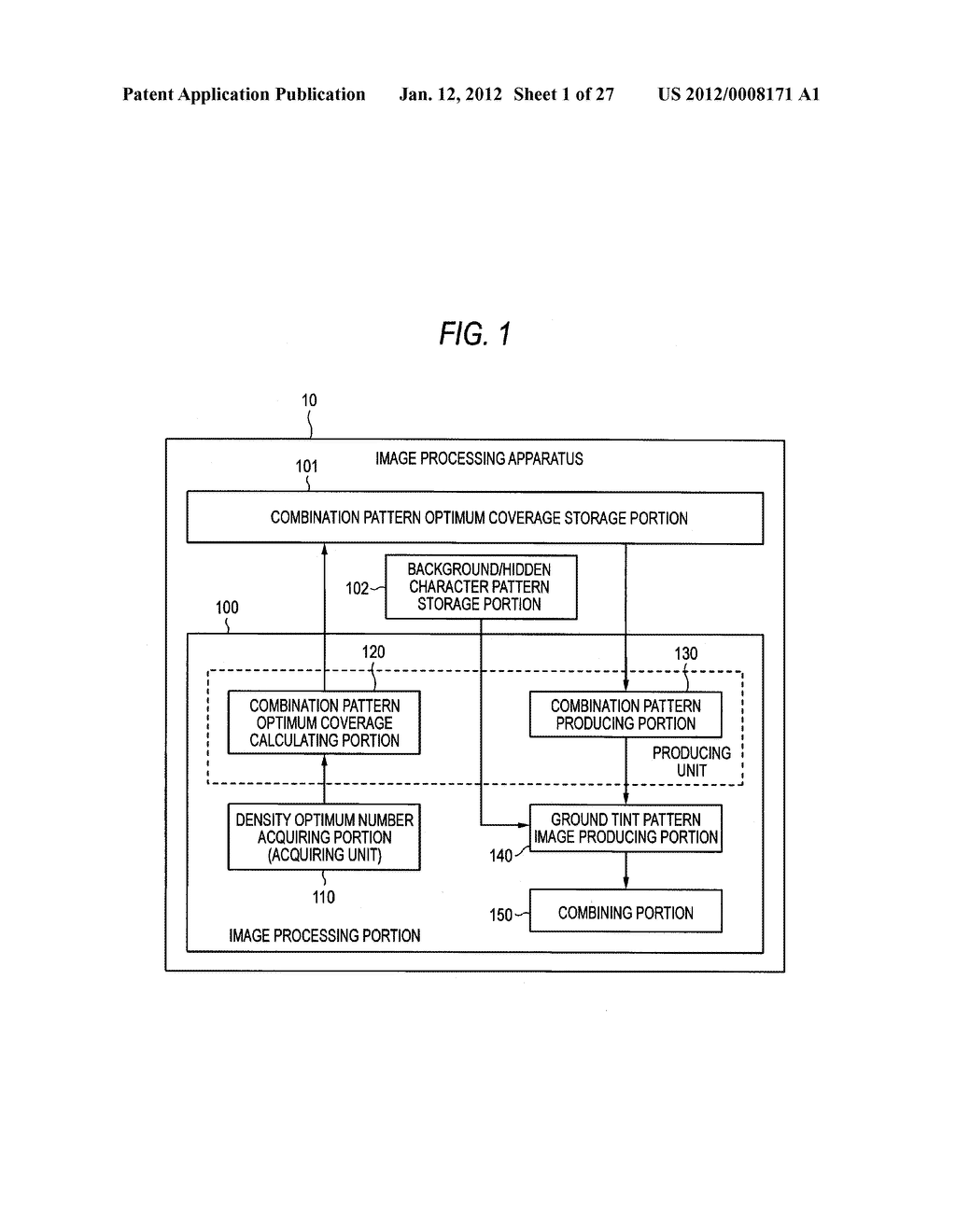 IMAGE PROCESSING APPARATUS, IMAGE FORMING APPARATUS, AND COMPUTER READABLE     MEDIUM - diagram, schematic, and image 02