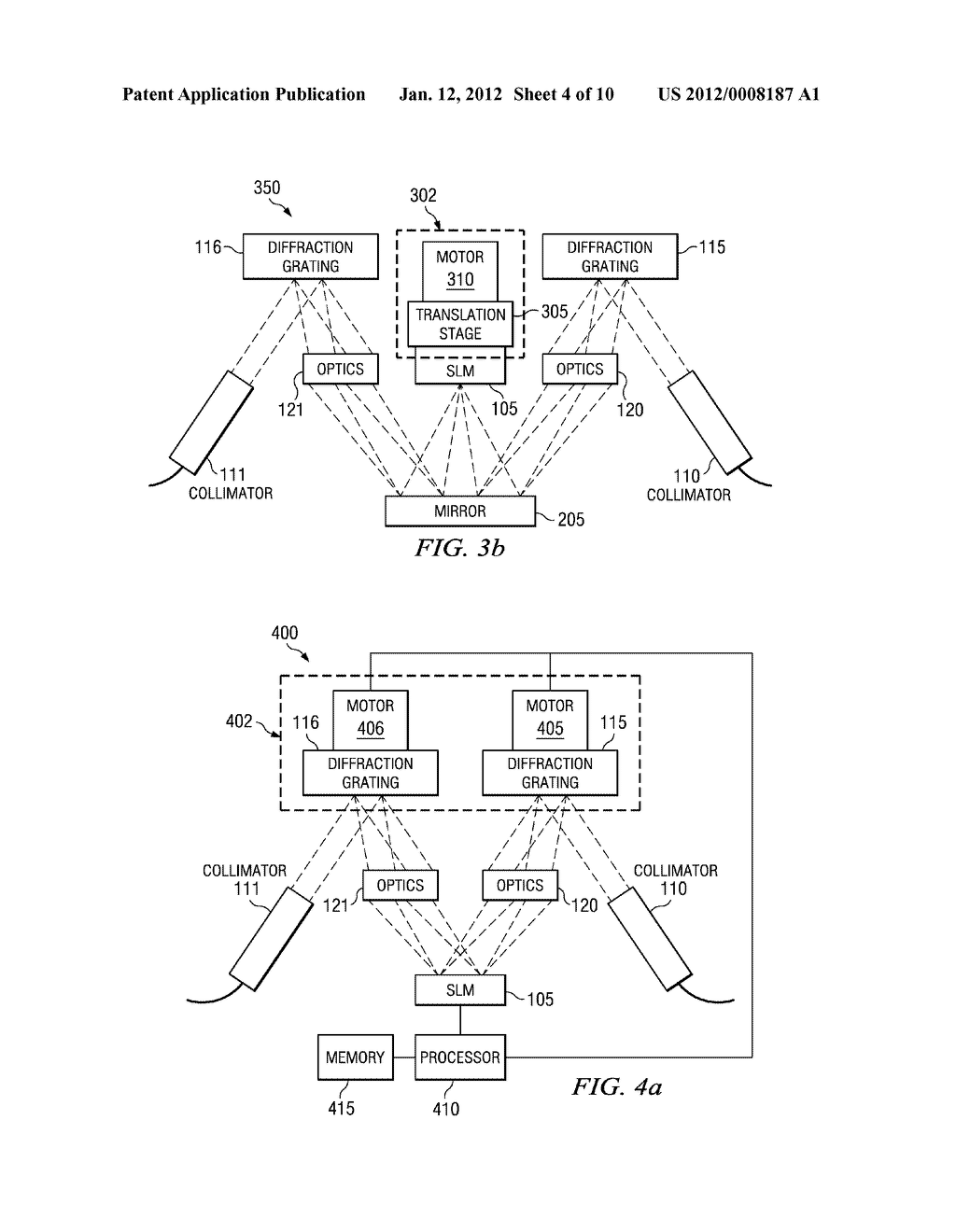 System and Method for Operating Light Processing Electronic Devices - diagram, schematic, and image 05