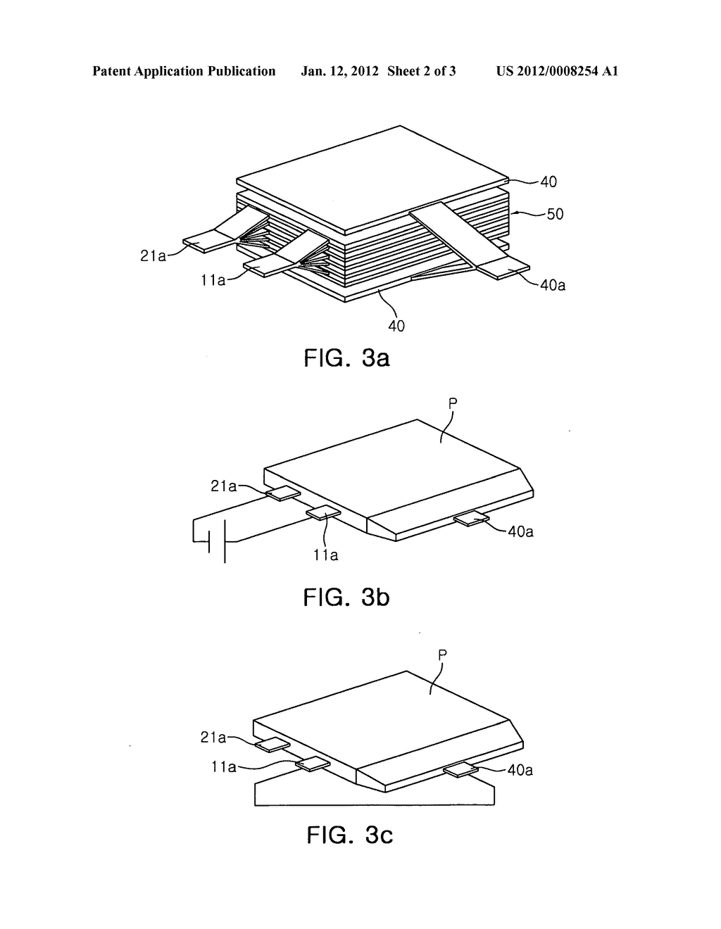 Method for manufacturing lithium ion capacitor and lithium ion capacitor     manufactured using the same - diagram, schematic, and image 03