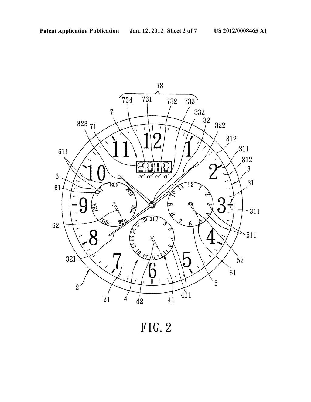 multiple display clock diagram schematic and image : clock diagram - findchart.co