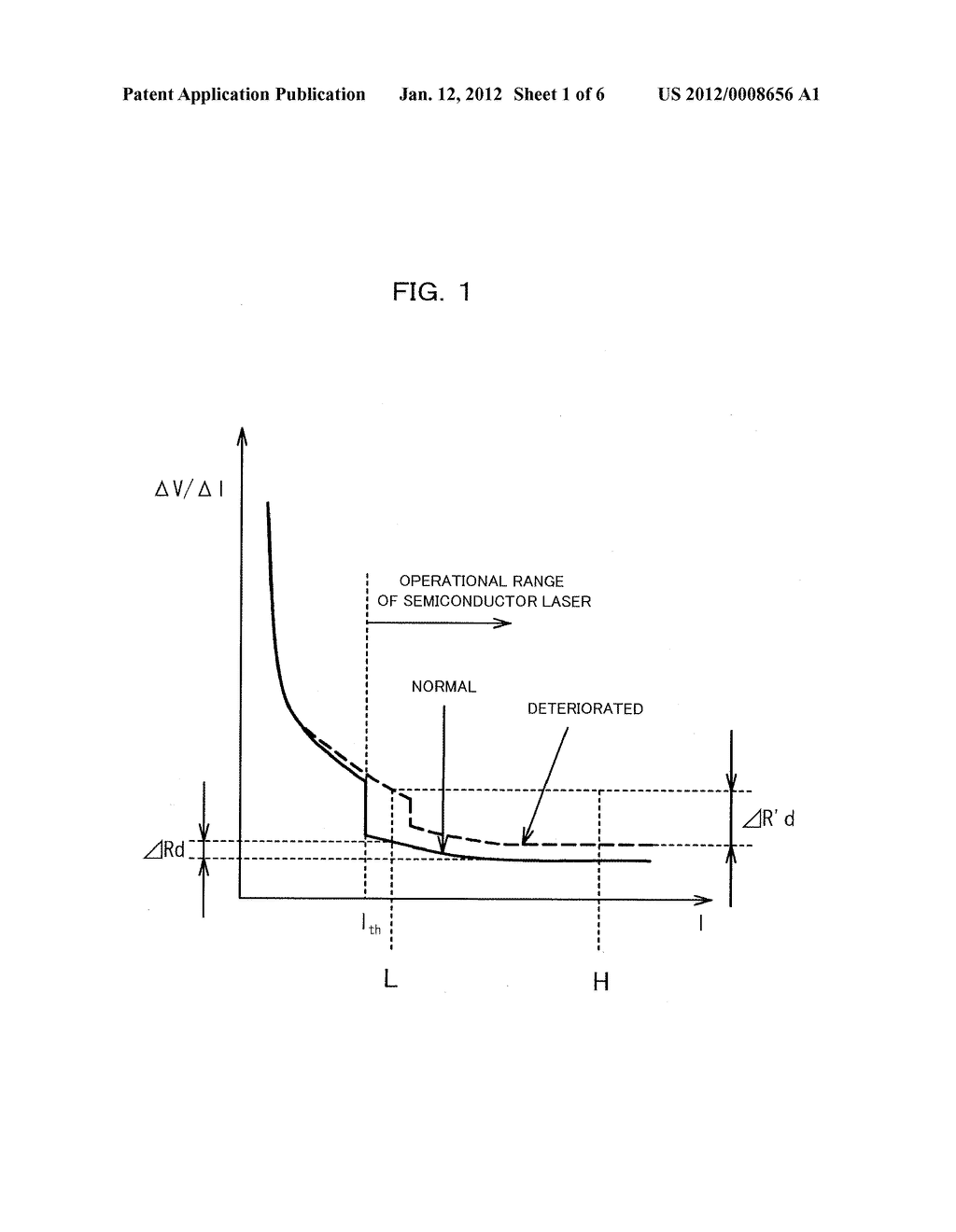 DEVICE FOR JUDGING STATE OF SEMICONDUCTOR LASER AND METHOD FOR JUDGING     STATE OF SEMICONDUCTOR LASER - diagram, schematic, and image 02