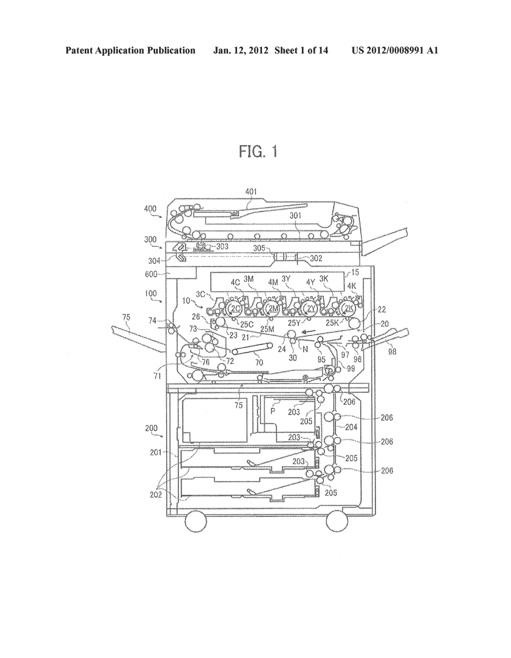TRANSFER DEVICE AND IMAGE FORMING APPARATUS INCORPORATING TRANSFER DEVICE - diagram, schematic, and image 02
