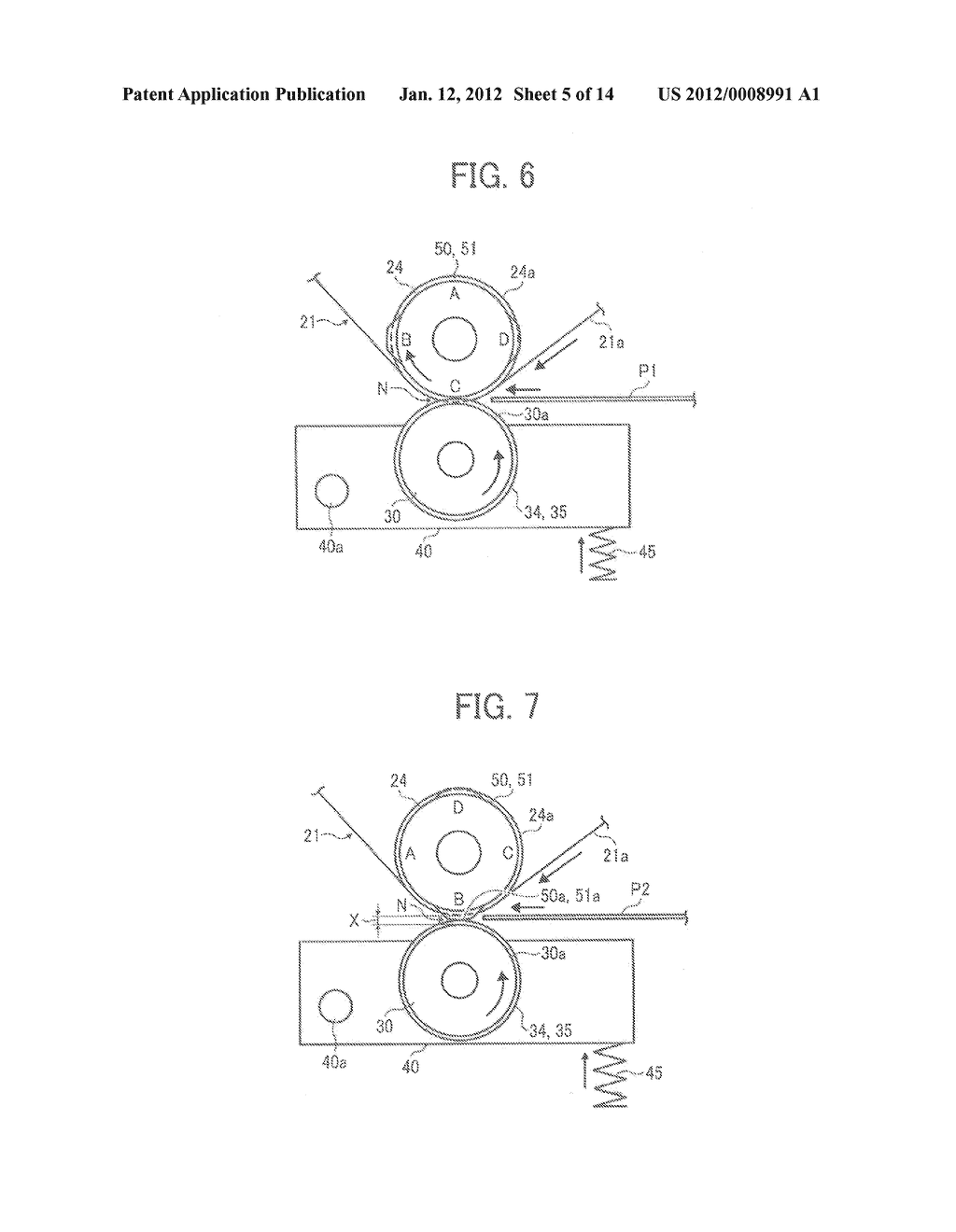 TRANSFER DEVICE AND IMAGE FORMING APPARATUS INCORPORATING TRANSFER DEVICE - diagram, schematic, and image 06