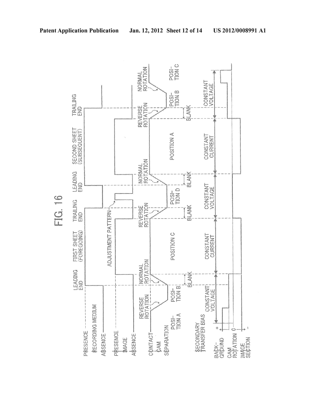 TRANSFER DEVICE AND IMAGE FORMING APPARATUS INCORPORATING TRANSFER DEVICE - diagram, schematic, and image 13