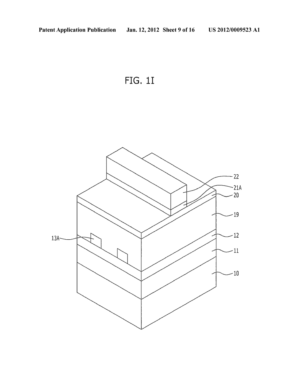 METHOD FOR FORMING CONTACT HOLE OF SEMICONDUCTOR DEVICE - diagram, schematic, and image 10