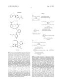 CONTROLLED RELEASE OF BIOLOGICALLY ACTIVE COMPOUNDS FROM MULTI-ARMED     OLIGOMERS diagram and image