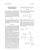 SYNTHESIS OF ACYLOXYALKYL CARBAMATE PRODRUGS AND INTERMEDIATES THEREOF diagram and image