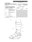 SYSTEMS, DEVICES, AND METHODS FOR MONITORING AN UNDER FOOT LOAD PROFILE OF     A PATIENT DURING A PERIOD OF PARTIAL WEIGHT BEARING diagram and image