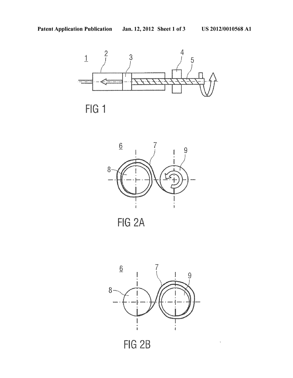 MOTOR MECHANISM FOR A DRUG DELIVERY DEVICE AND DRUG DELIVERY DEVICE - diagram, schematic, and image 02