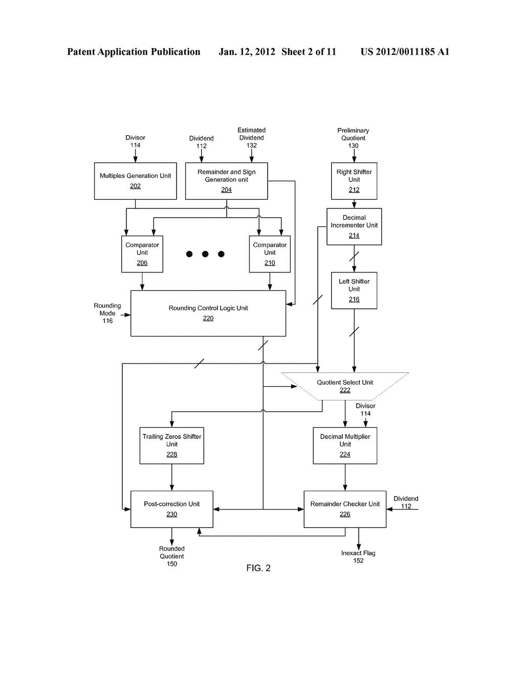 Rounding unit for decimal floating point division diagram rounding unit for decimal floating point division diagram schematic and image 03 pooptronica