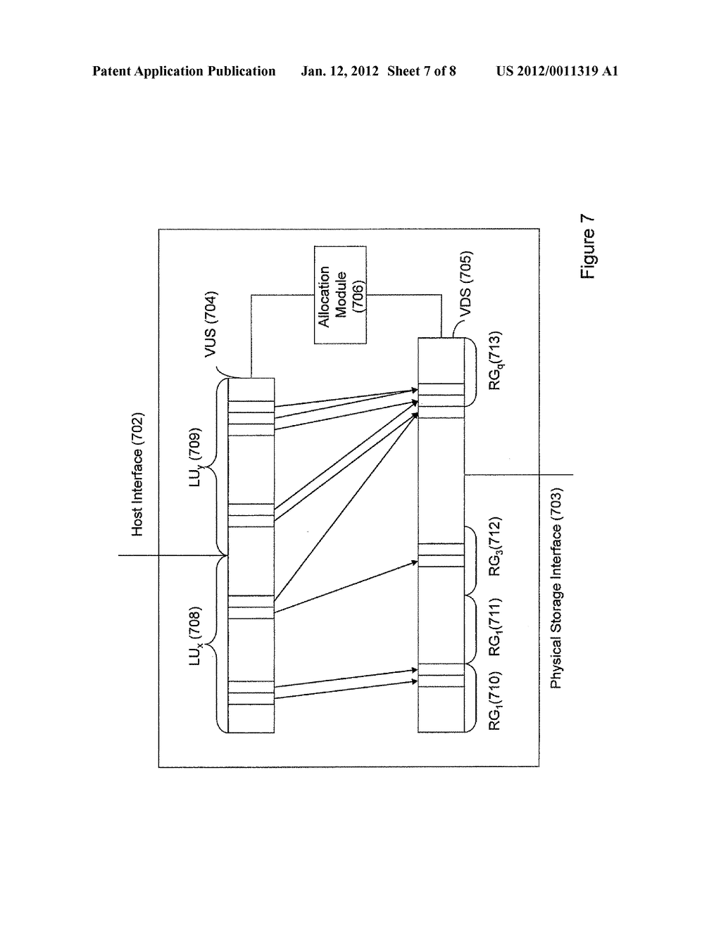 MASS STORAGE SYSTEM AND METHOD OF OPERATING THEREOF - diagram, schematic, and image 08