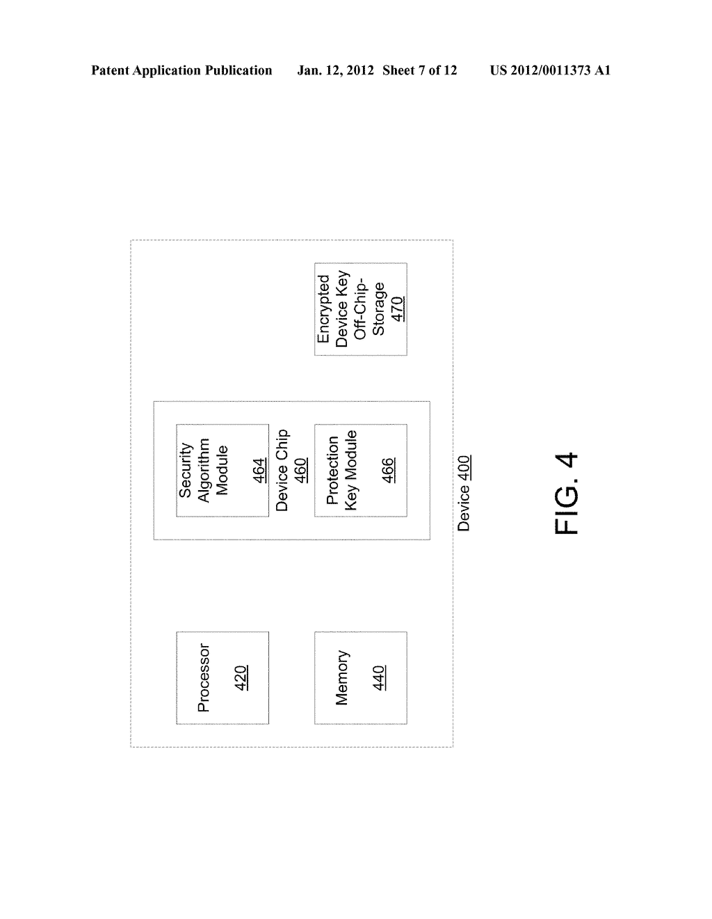 System and Method for Secure Device Key Storage - diagram, schematic, and image 08