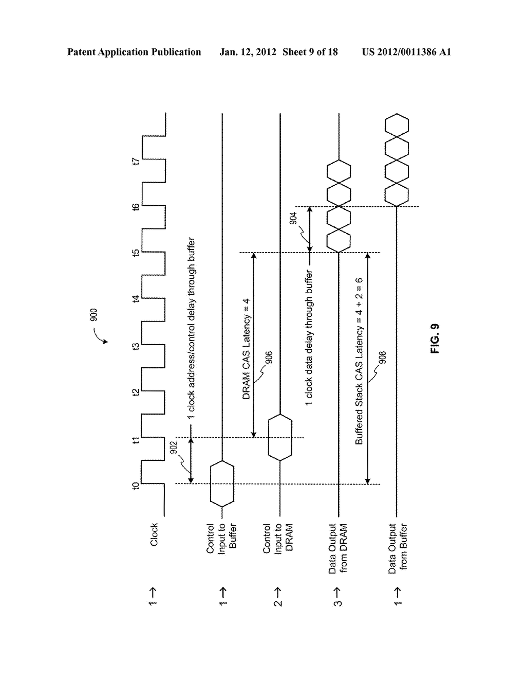 MEMORY APPARATUS OPERABLE TO PERFORM A POWER-SAVING OPERATION - diagram, schematic, and image 10