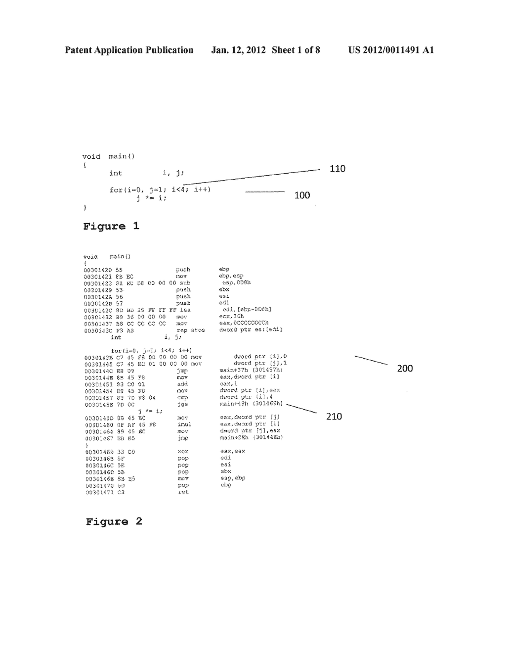 EFFICIENT RECORDING AND REPLAYING OF THE EXECUTION PATH OF A COMPUTER     PROGRAM - diagram, schematic, and image 02