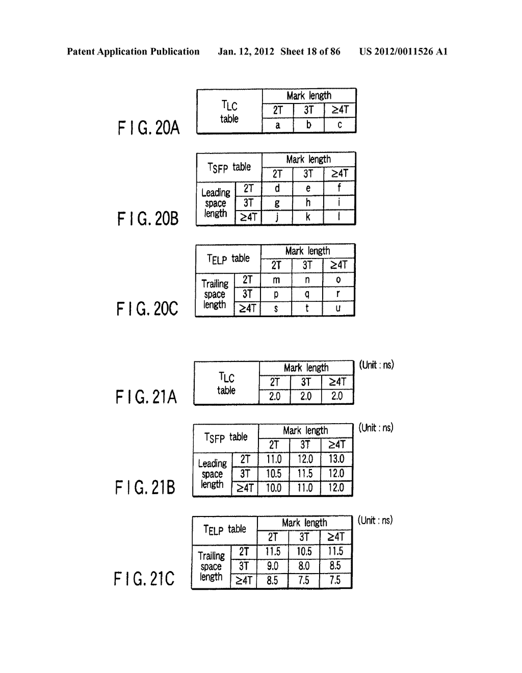 INFORMATION STORAGE MEDIUM, REPRODUCING METHOD, AND RECORDING METHOD - diagram, schematic, and image 19