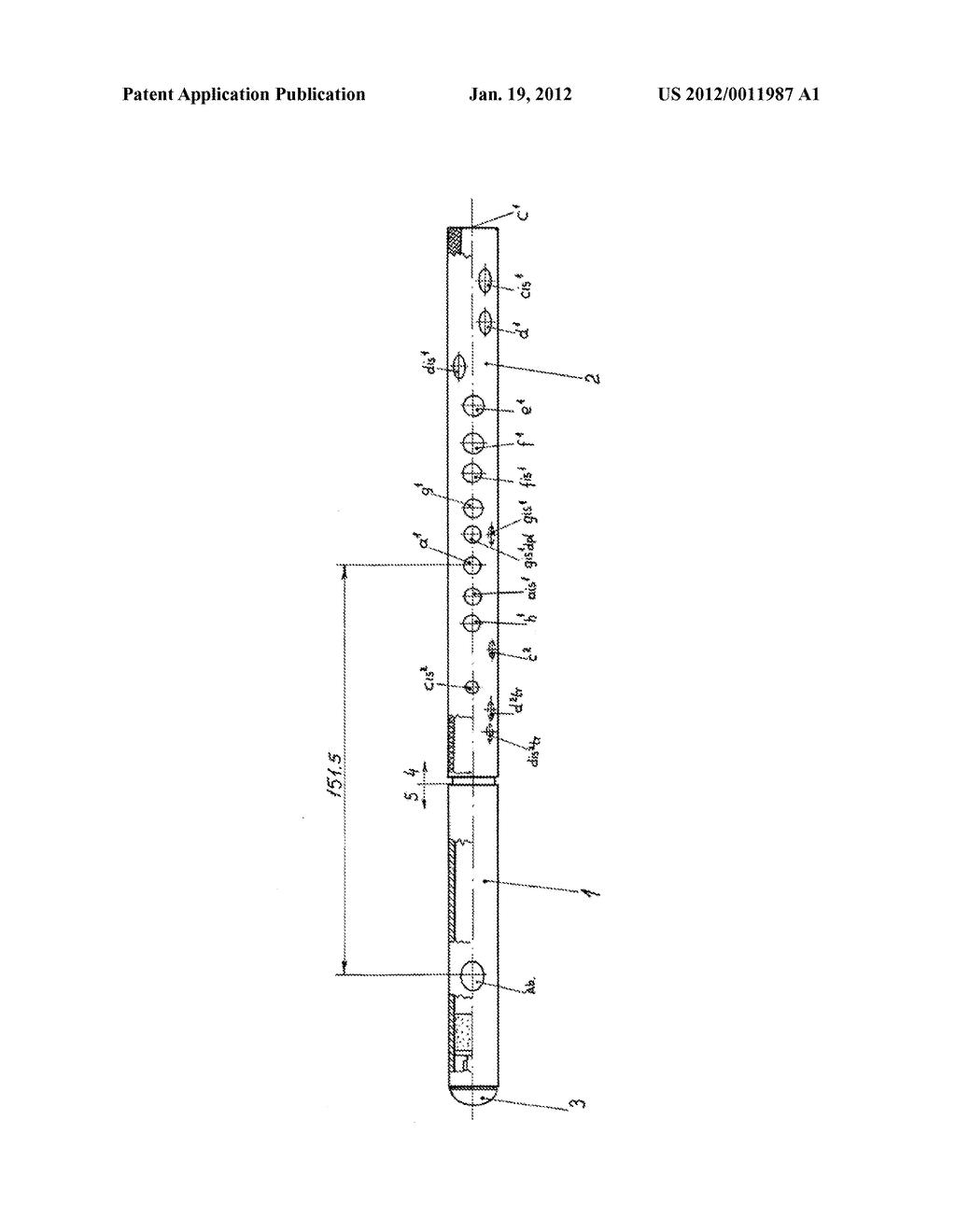 piccolo diagram schematic and image 02 rh patentsencyclopedia com