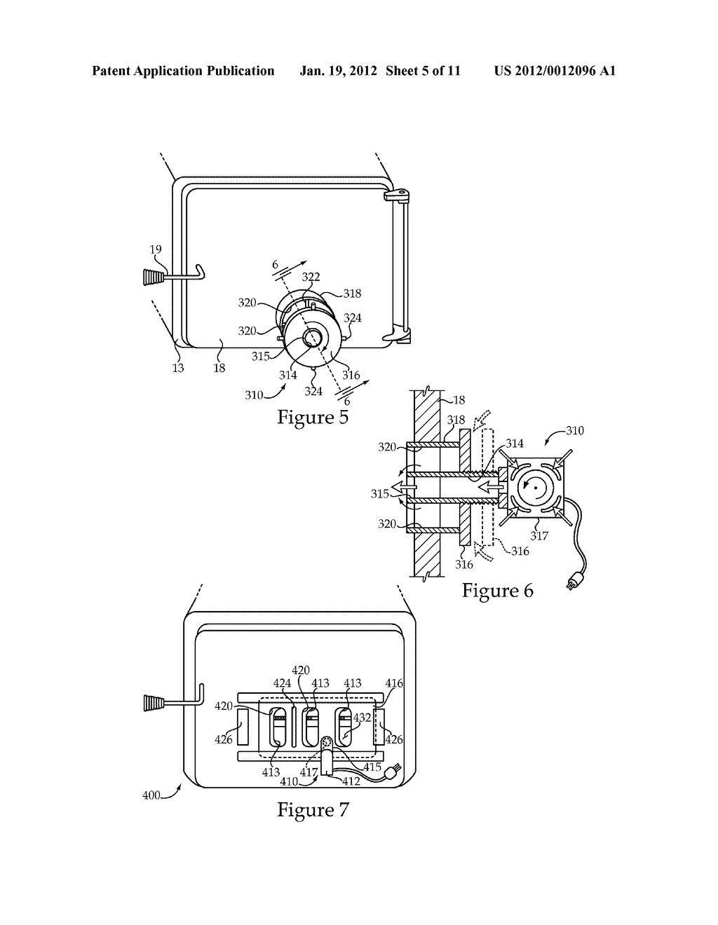 Venturi Vent Assembly For Outdoor Cookers - diagram, schematic, and image 06
