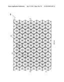 SOLAR MODULE STRUCTURES AND ASSEMBLY METHODS FOR PYRAMIDAL     THREE-DIMENSIONAL THIN-FILM SOLAR CELLS diagram and image