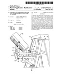Universal Fan Support Bracket and Fan Assemblies for Elevated Work     Platforms diagram and image