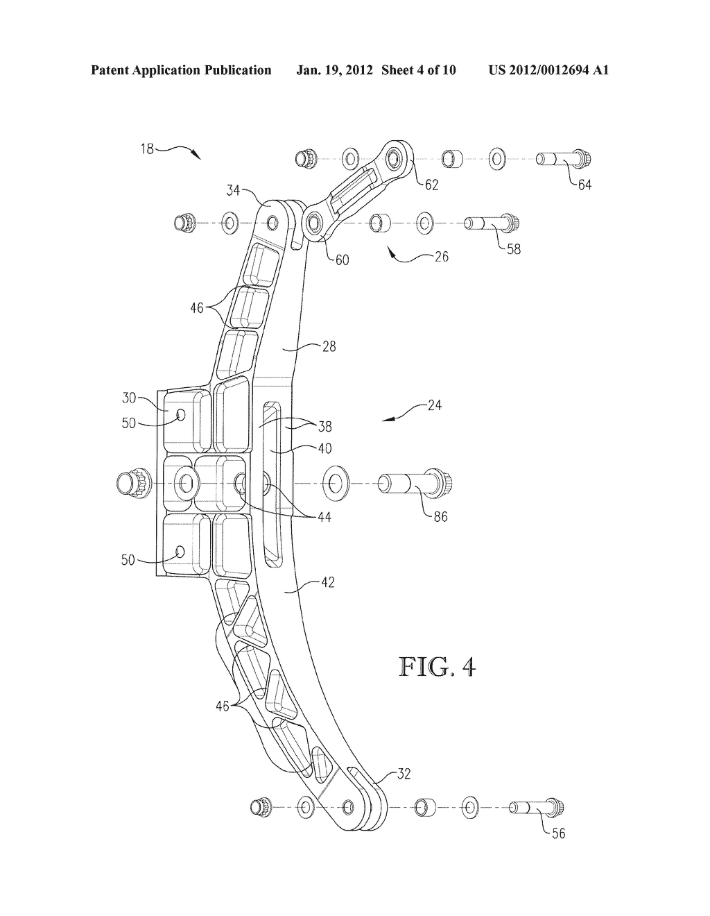 FAIL-SAFE AIRCRAFT ENGINE MOUNTING APPARATUS - diagram, schematic, and  image 05