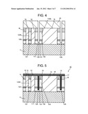 Stacked gate nonvolatile semiconductor memory and method for manufacturing     the same diagram and image