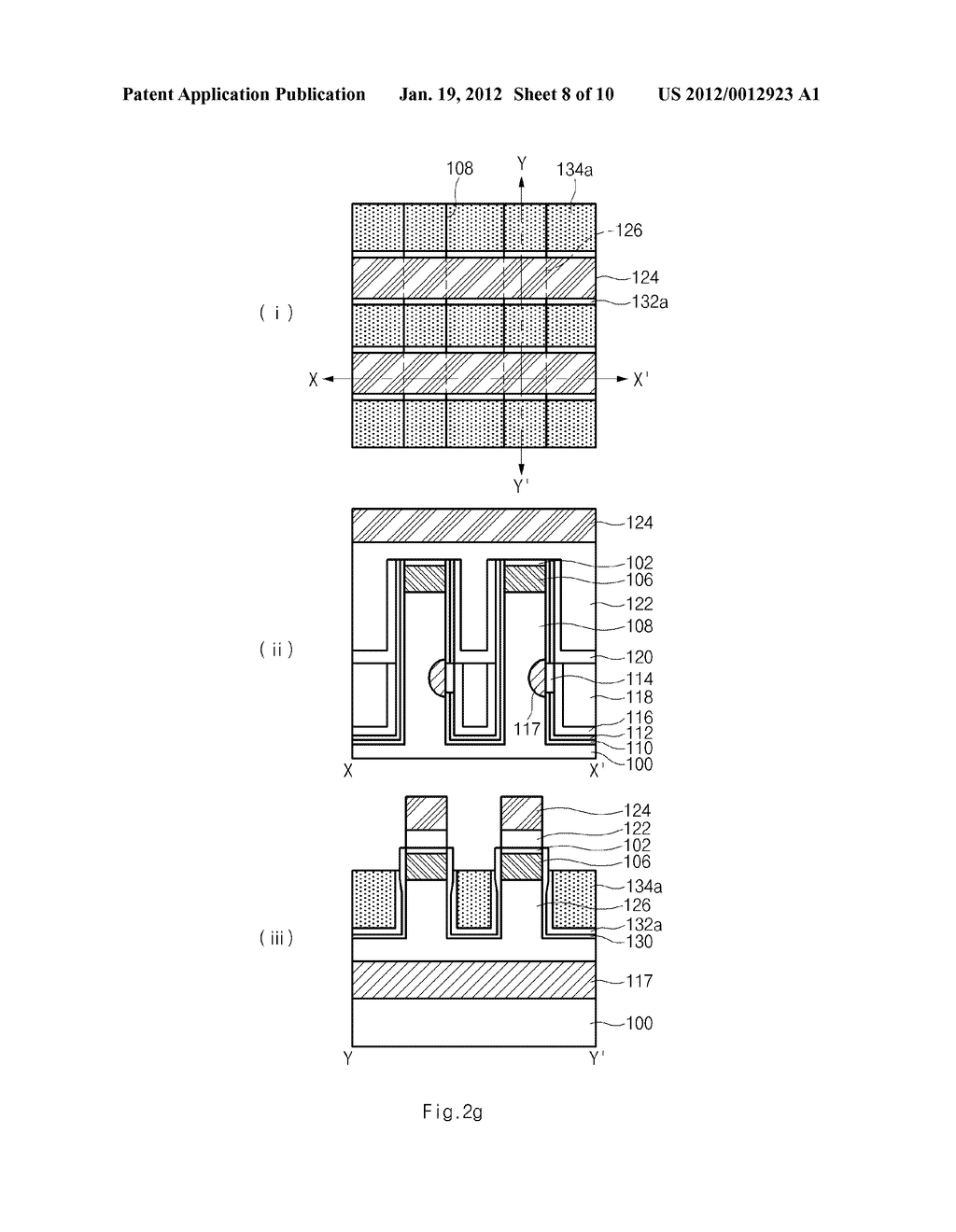 SEMICONDUCTOR DEVICE AND METHOD FOR FORMING THE SAME - diagram, schematic, and image 09