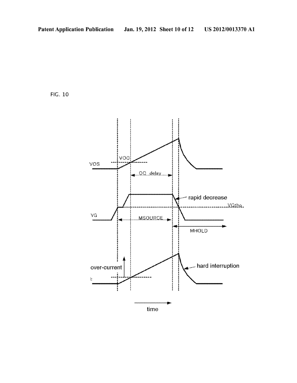 GATE DRIVING CIRCUIT FOR POWER SEMICONDUCTOR ELEMENT - diagram, schematic, and image 11