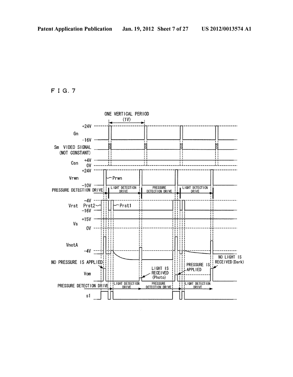 DISPLAY DEVICE AND DRIVING METHOD FOR DISPLAY DEVICE - diagram, schematic, and image 08
