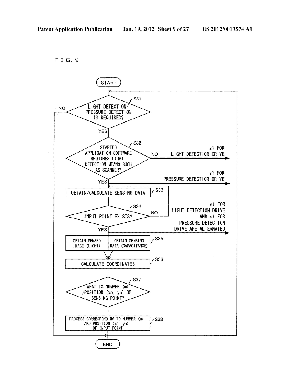 DISPLAY DEVICE AND DRIVING METHOD FOR DISPLAY DEVICE - diagram, schematic, and image 10