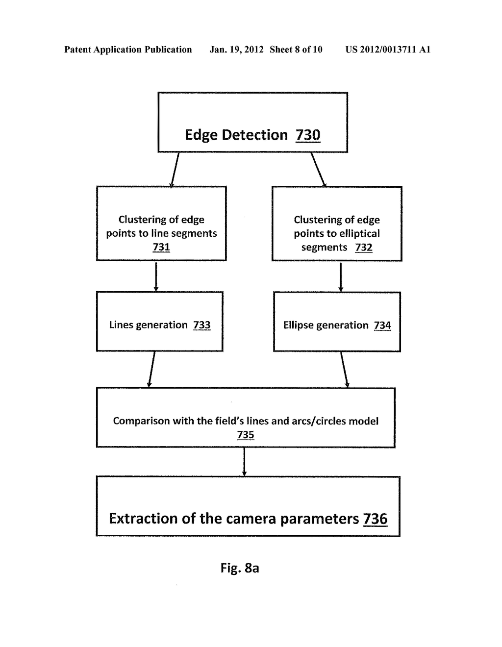 METHOD AND SYSTEM FOR CREATING THREE-DIMENSIONAL VIEWABLE VIDEO FROM A     SINGLE VIDEO STREAM - diagram, schematic, and image 09