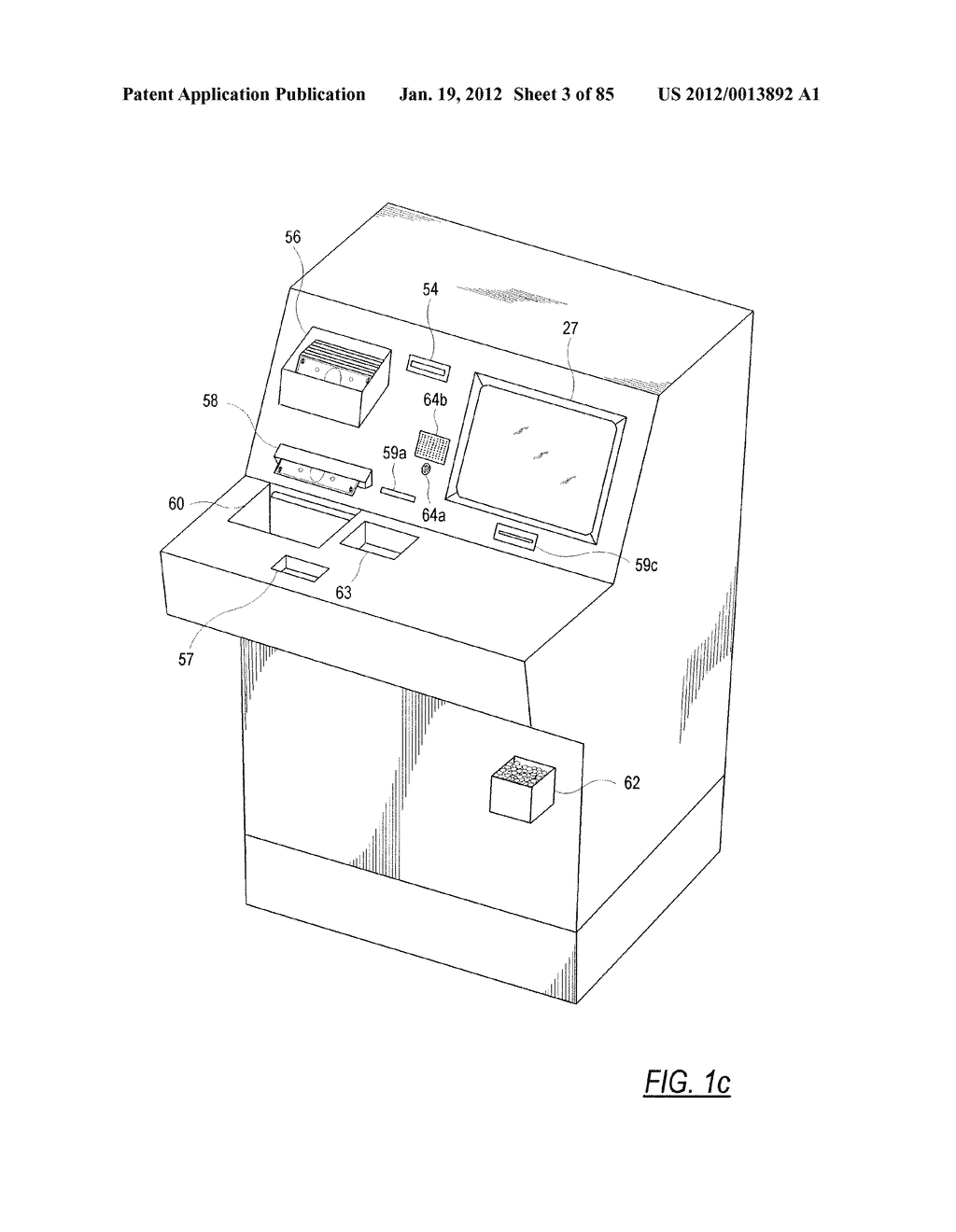 CHECK AND U.S. BANK NOTE PROCESSING DEVICE AND METHOD - diagram, schematic, and image 04