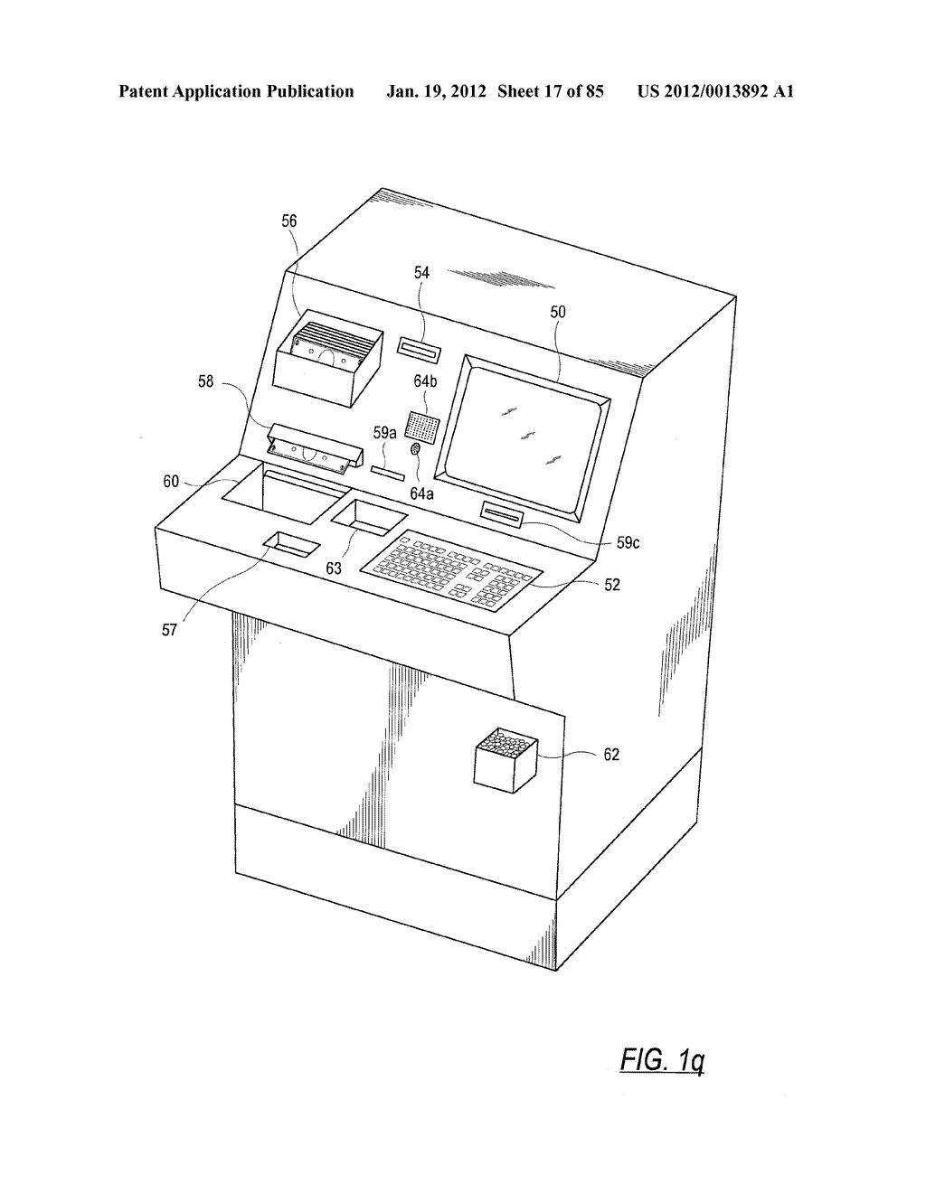 CHECK AND U.S. BANK NOTE PROCESSING DEVICE AND METHOD - diagram, schematic, and image 18