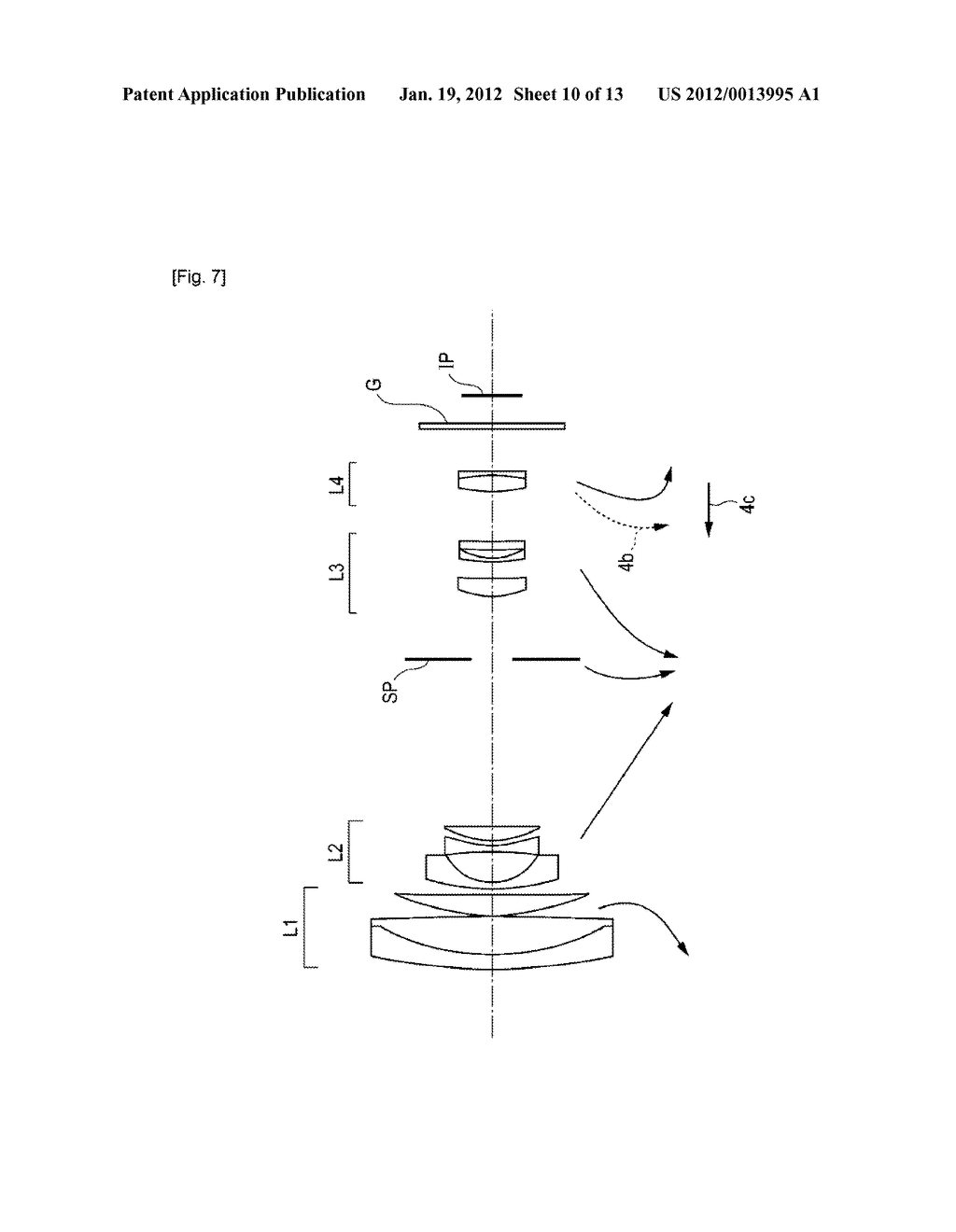 ZOOM LENS AND IMAGE PICKUP APPARATUS INCLUDING THE ZOOM LENS - diagram, schematic, and image 11