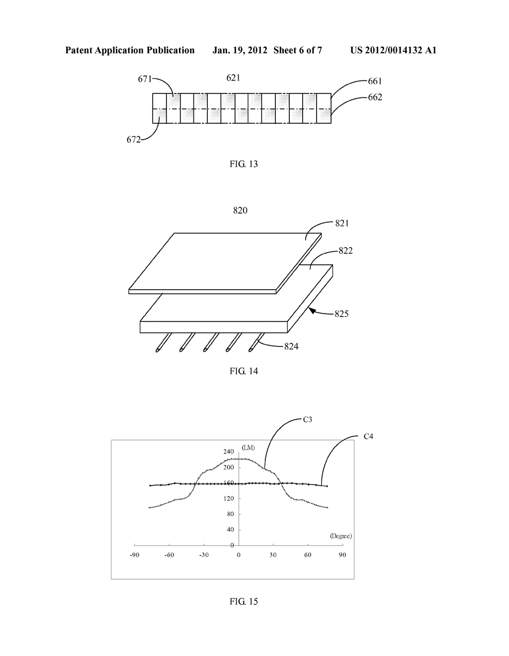OPTICAL COMPONENT, BACKLIGHT MODULE AND DISPLAY APPARATUS USING SAME - diagram, schematic, and image 07