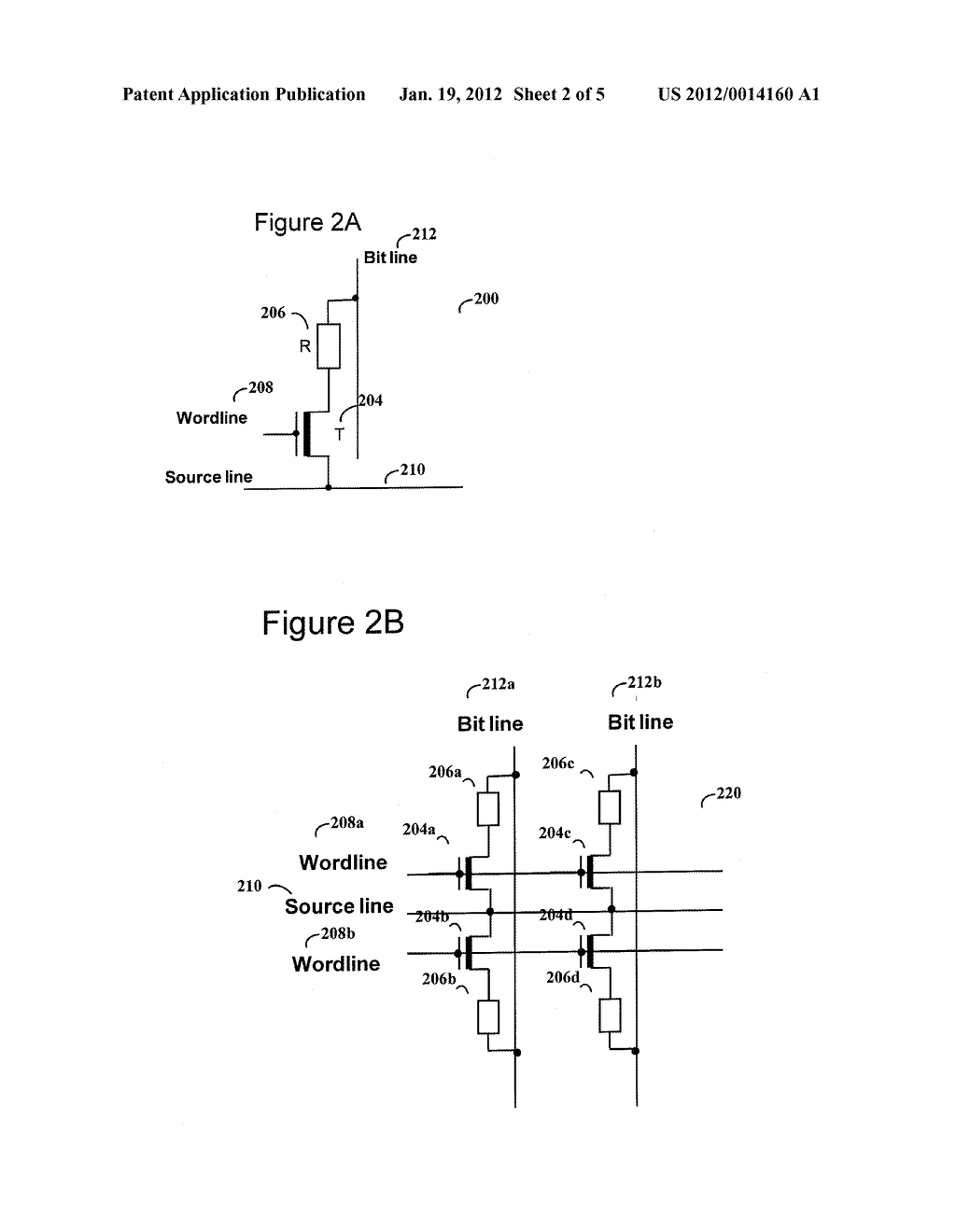 Non-Volatile Re-Programmable Memory Device - diagram, schematic, and image 03