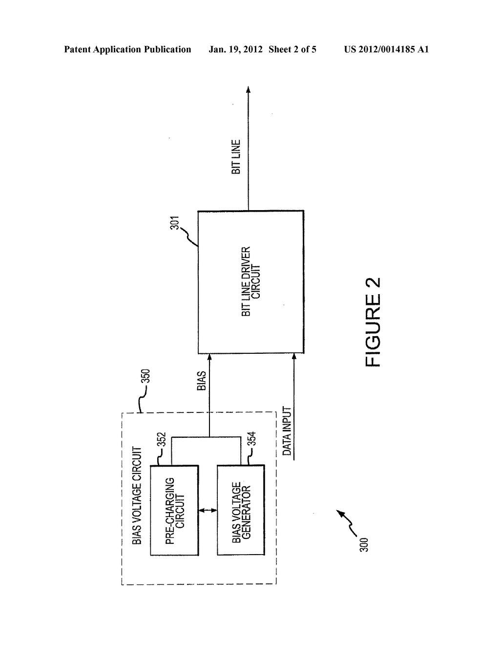 CIRCUITS, SYSTEMS AND METHODS FOR DRIVING HIGH AND LOW VOLTAGES ON BIT     LINES IN NON-VOLATILE MEMORY - diagram, schematic, and image 03