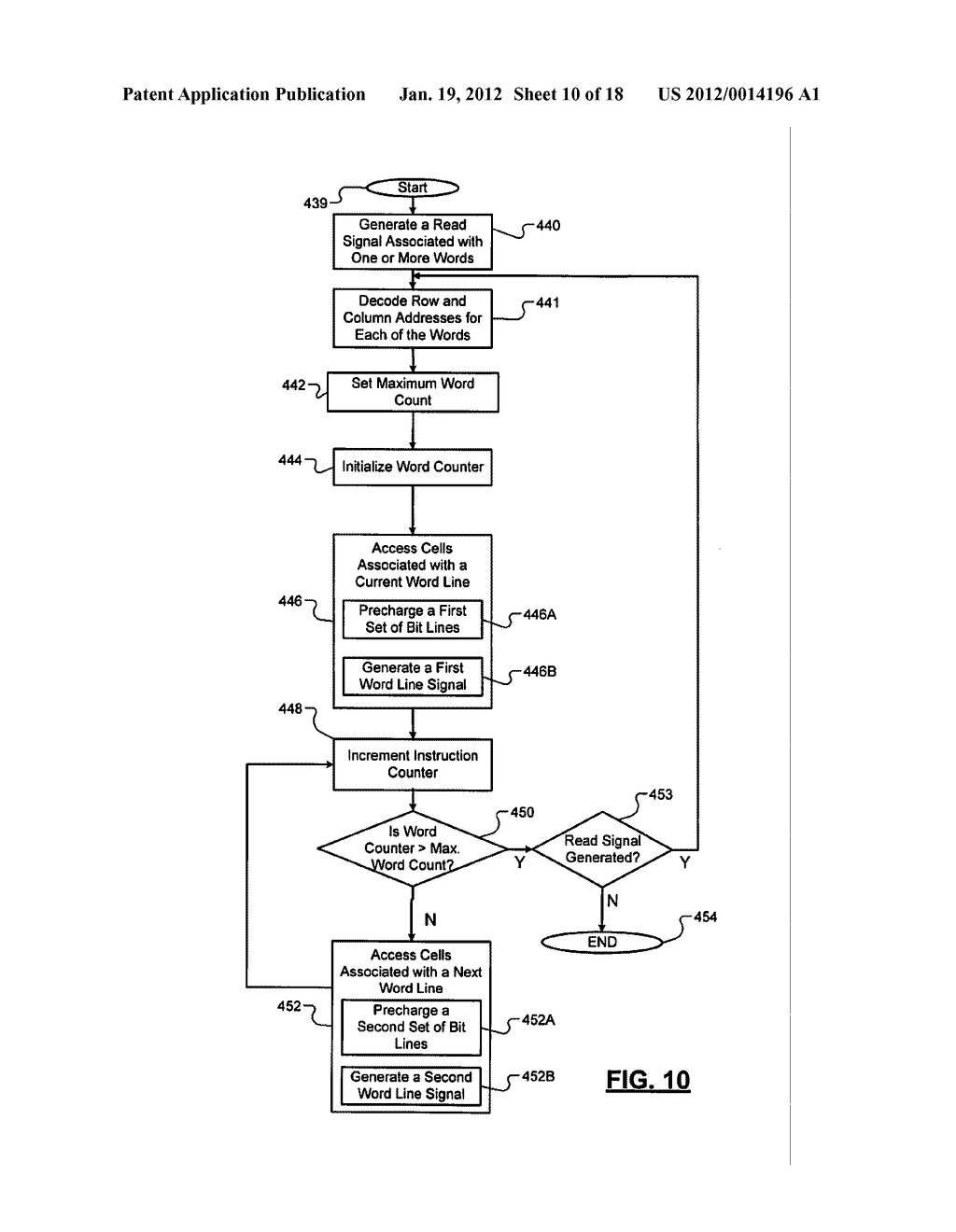 PROCESSOR INSTRUCTION CACHE WITH DUAL-READ MODES - diagram, schematic, and image 11