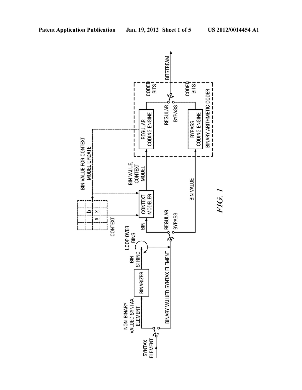 Method and Apparatus for Parallel Context Processing - diagram, schematic, and image 02