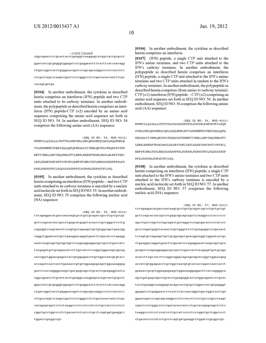LONG-ACTING POLYPEPTIDES AND METHODS OF PRODUCING SAME - diagram, schematic, and image 29