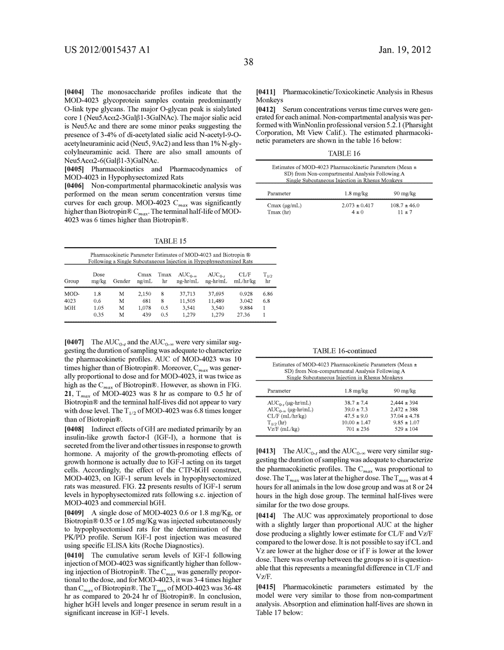 LONG-ACTING POLYPEPTIDES AND METHODS OF PRODUCING SAME - diagram, schematic, and image 57