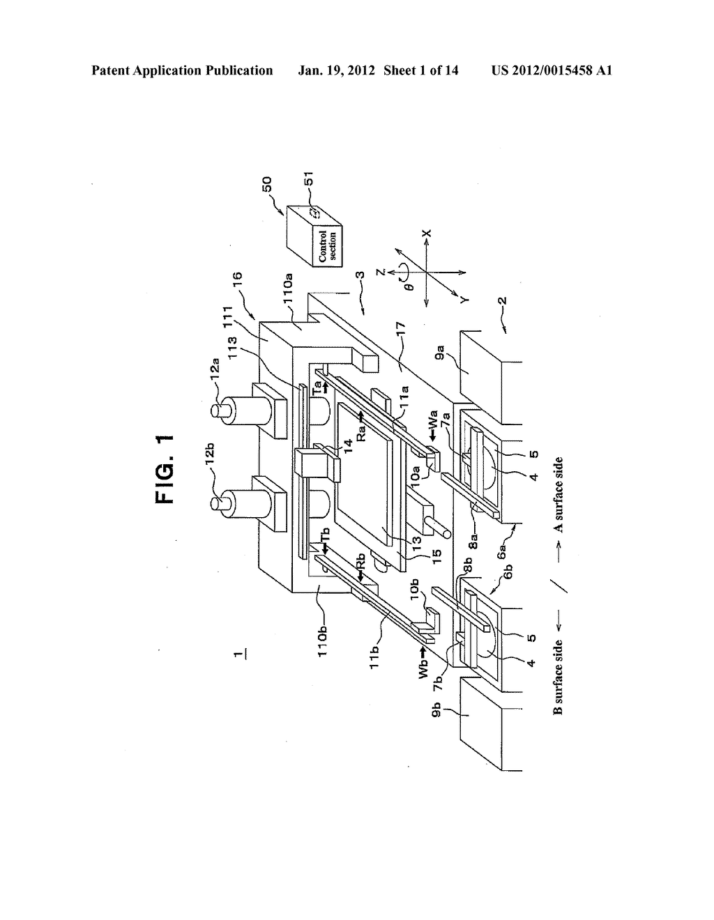 MOUNTING APPARATUS AND MOUNTING METHOD - diagram, schematic, and image 02