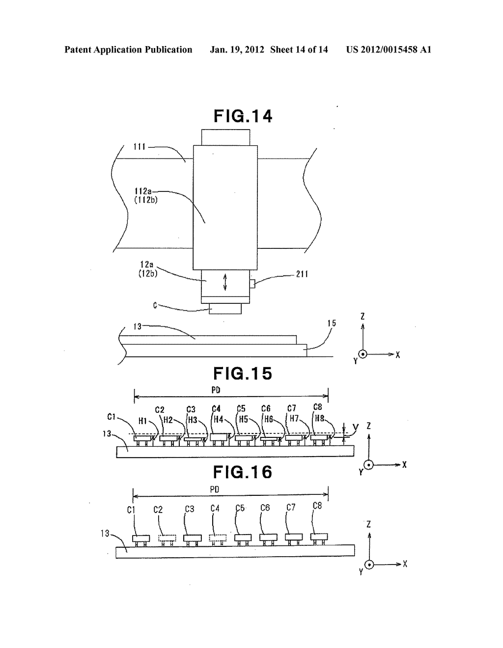 MOUNTING APPARATUS AND MOUNTING METHOD - diagram, schematic, and image 15