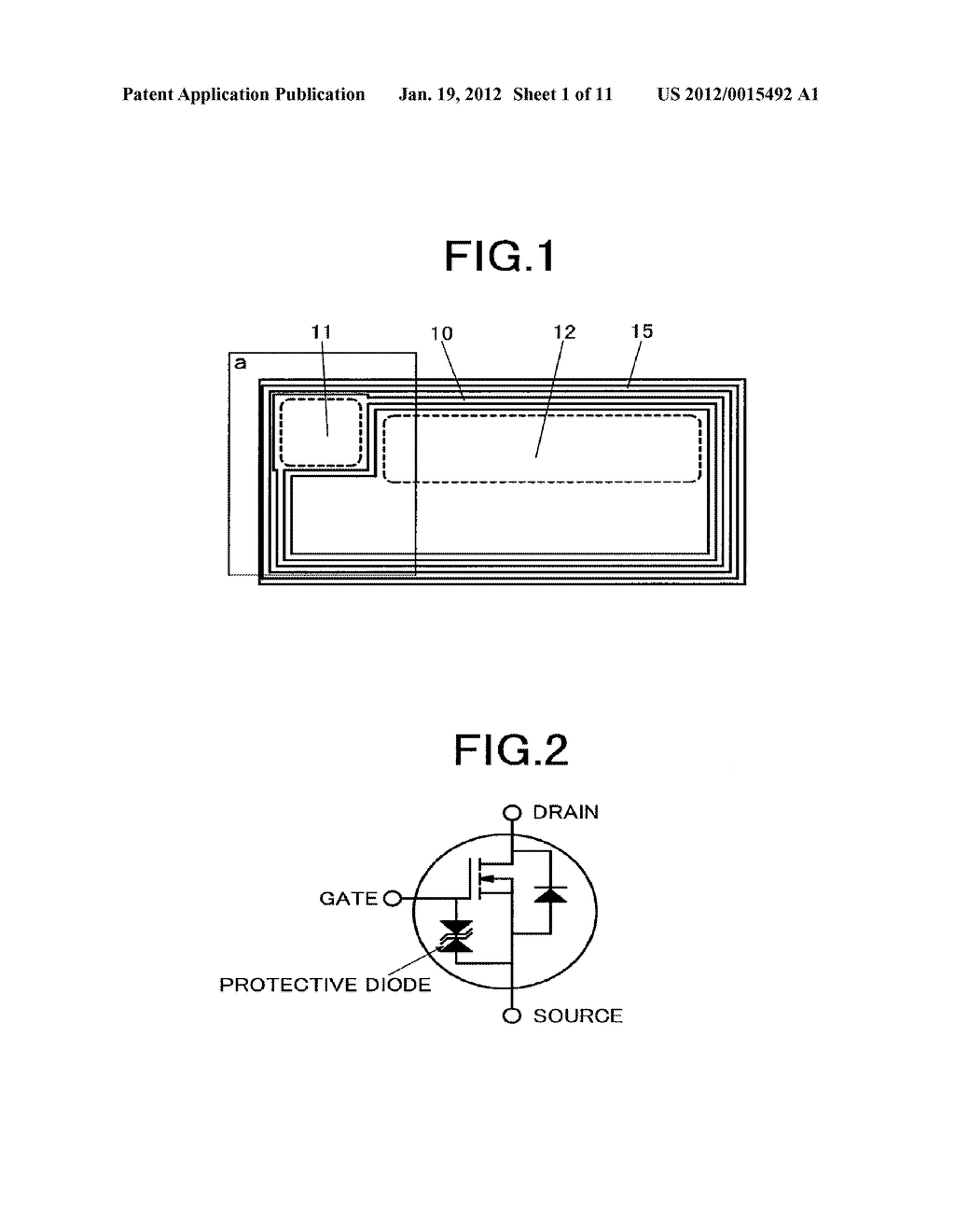 INSULATED GATE TYPE SEMICONDUCTOR DEVICE AND METHOD FOR FABRICATING THE     SAME - diagram, schematic, and image 02