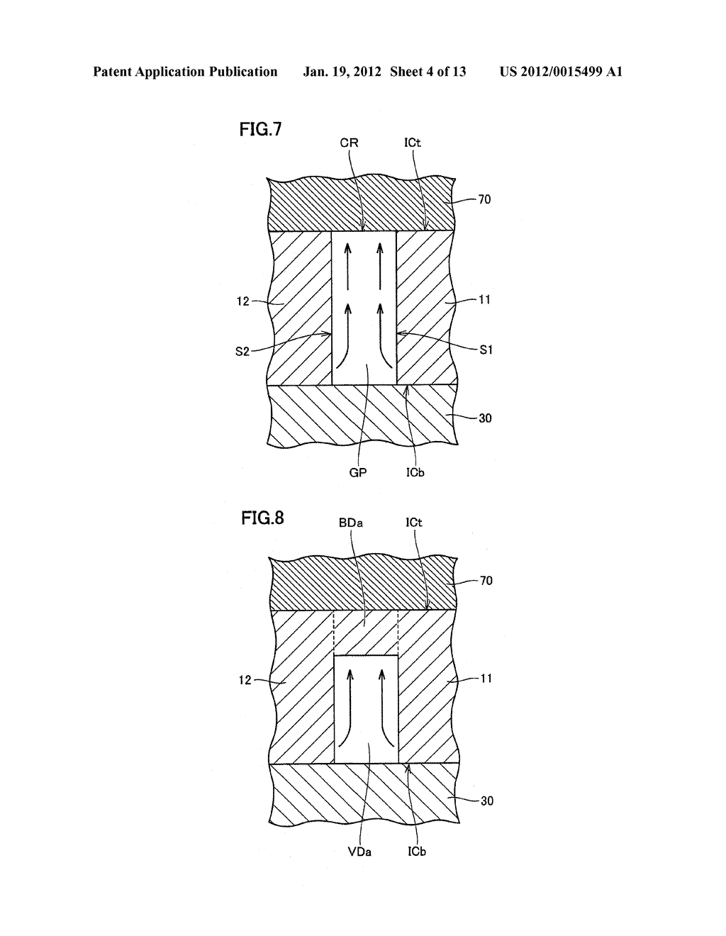 METHOD FOR MANUFACTURING SEMICONDUCTOR SUBSTRATE - diagram, schematic, and image 05