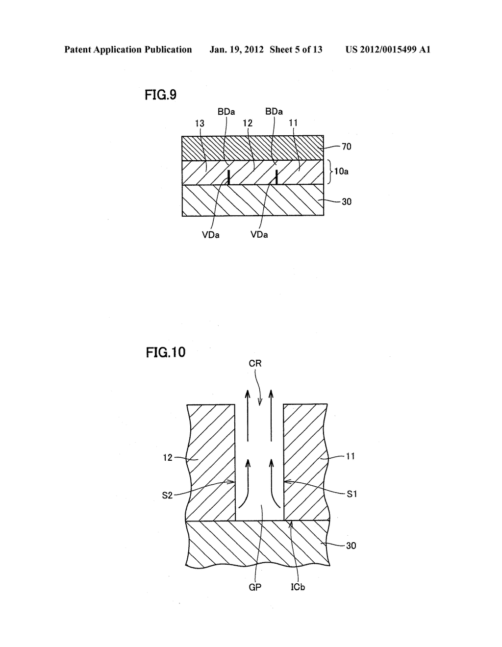 METHOD FOR MANUFACTURING SEMICONDUCTOR SUBSTRATE - diagram, schematic, and image 06