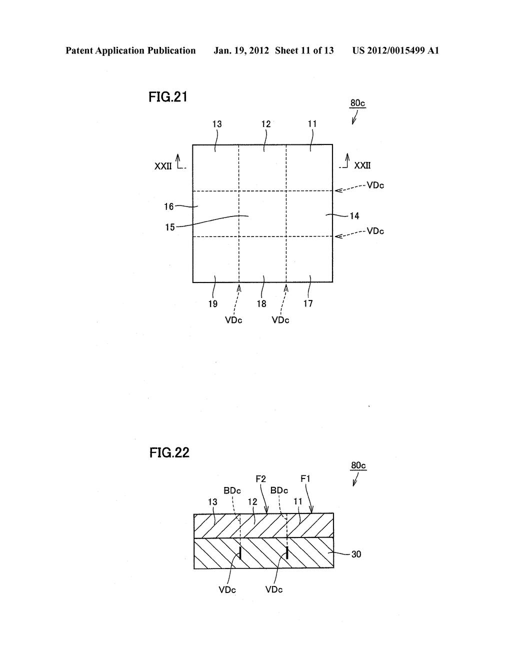METHOD FOR MANUFACTURING SEMICONDUCTOR SUBSTRATE - diagram, schematic, and image 12