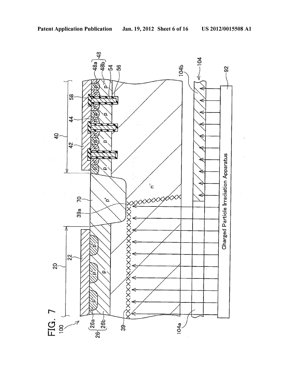 METHOD OF MANUFACTURING SEMICONDUCTOR DEVICE - diagram, schematic, and image 07