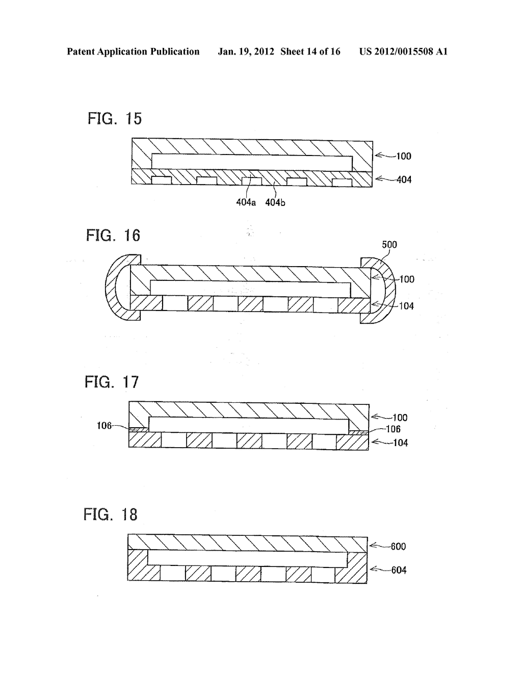 METHOD OF MANUFACTURING SEMICONDUCTOR DEVICE - diagram, schematic, and image 15
